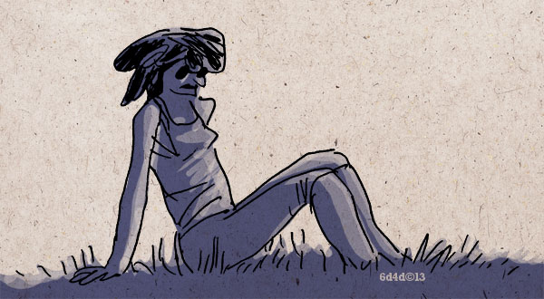 Sittingongrass